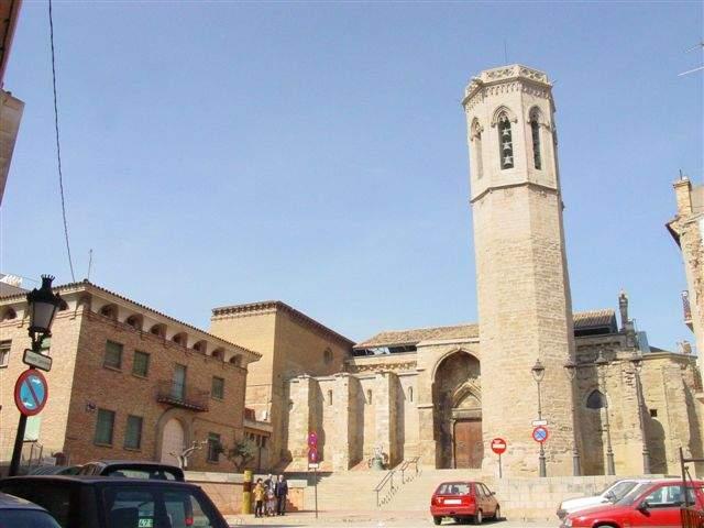 parroquia de sant llorenc montbrio de la marca