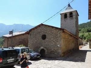 parroquia de sant marti ansovell