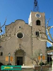 parroquia de sant marti arenys de munt