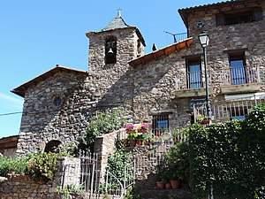 parroquia de sant marti castellars de malpas