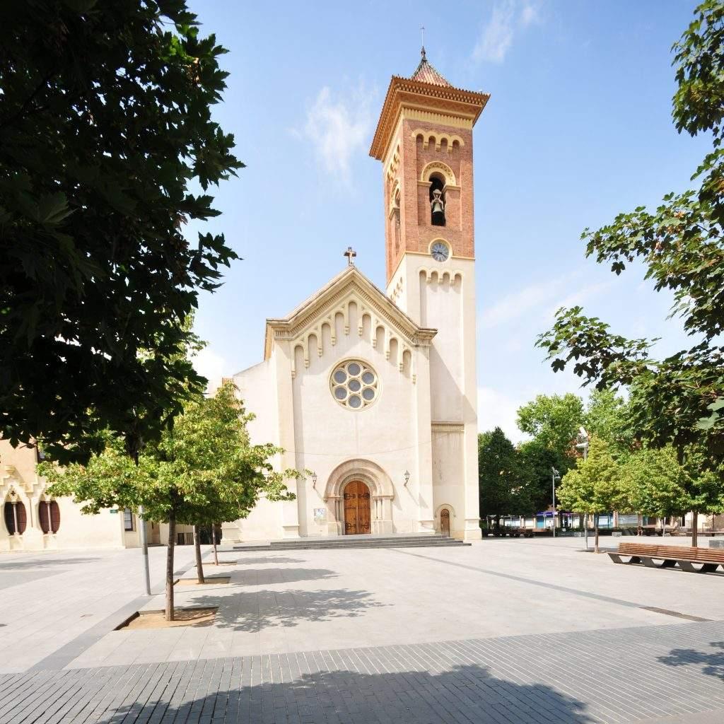 parroquia de sant marti cerdanyola del valles 1