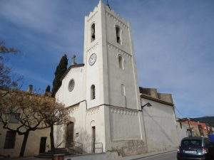 parroquia de sant marti de sorbet viladecavalls