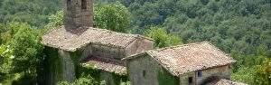 Parroquia de Sant Martí de Vinyoles de Portavella (Les Llosses)