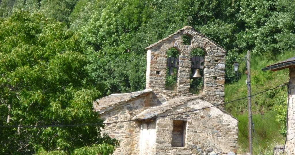 parroquia de sant marti fornells de la muntanya