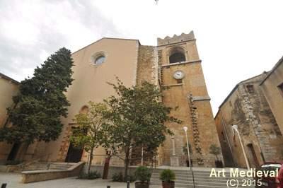 parroquia de sant marti peralada