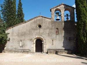 parroquia de sant marti riells