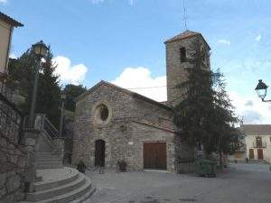 parroquia de sant marti saldes