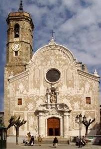 Parroquia de Sant Martí (Sant Celoni)