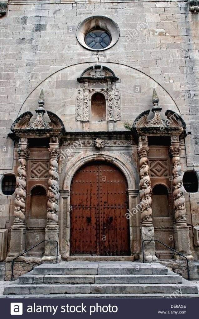 parroquia de sant marti sant marti de malda