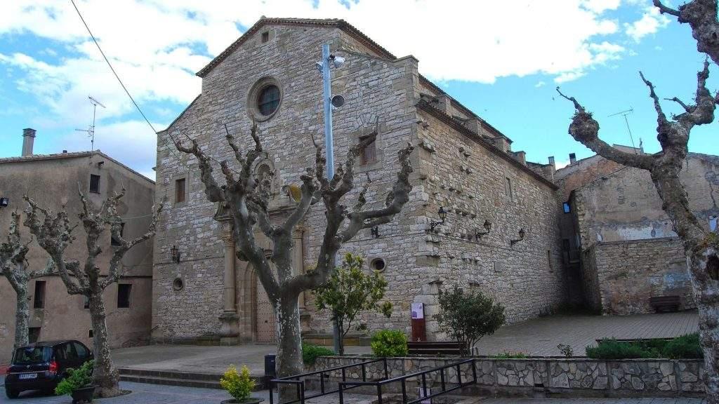 parroquia de sant marti sant marti de sesgueioles