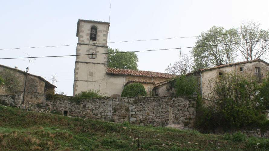 parroquia de sant marti sobremunt