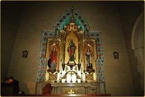 parroquia de sant marti torrelles de llobregat