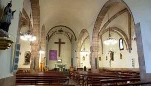 Parroquia de Sant Martí (Viladrau)