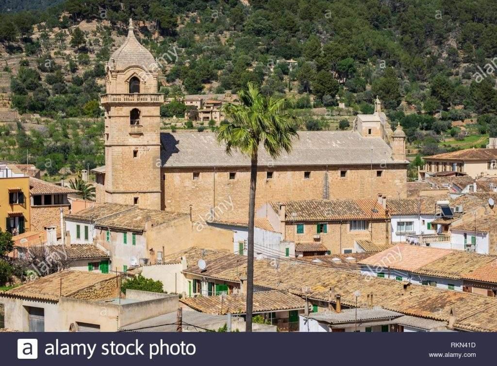 parroquia de sant mateu bunyola