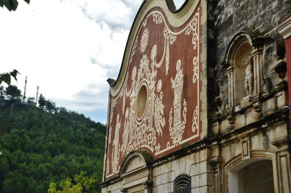 parroquia de sant mateu vallirana