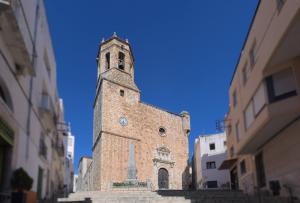 parroquia de sant miquel arcangel alcanar