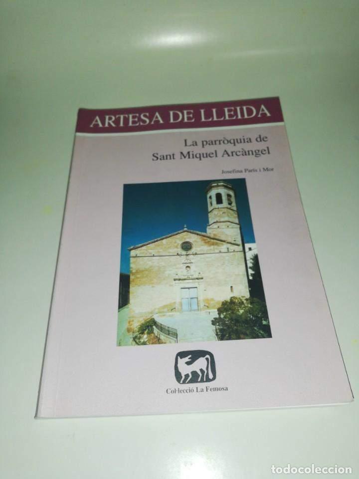 parroquia de sant miquel arcangel artesa de lleida