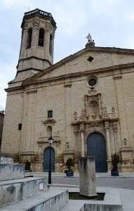 Parroquia de Sant Miquel Arcàngel (Batea)