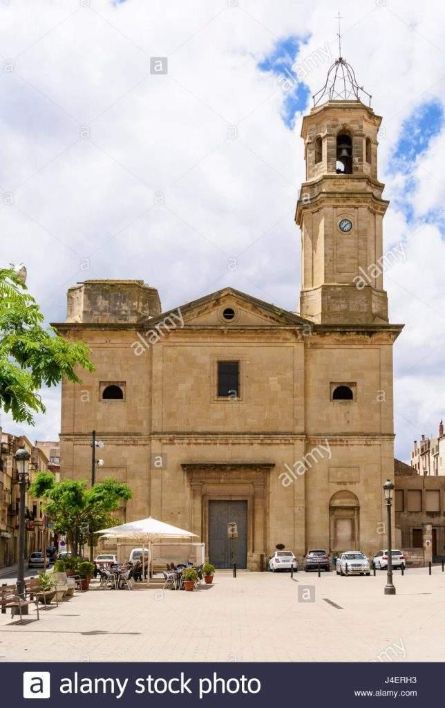 parroquia de sant miquel arcangel lespluga de francoli