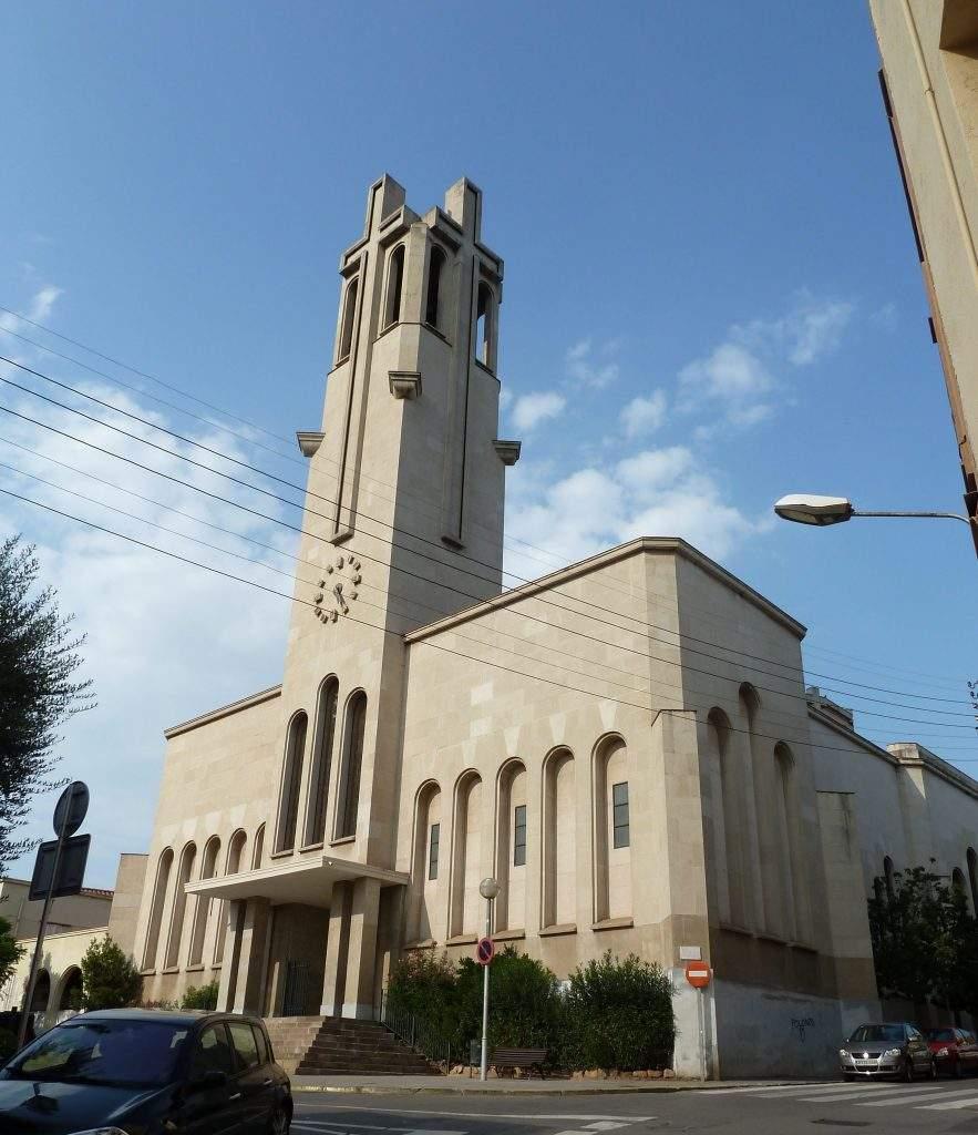 parroquia de sant miquel arcangel molins de rei