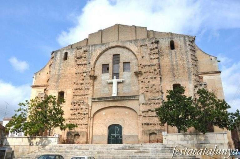 parroquia de sant miquel arcangel mont roig del camp