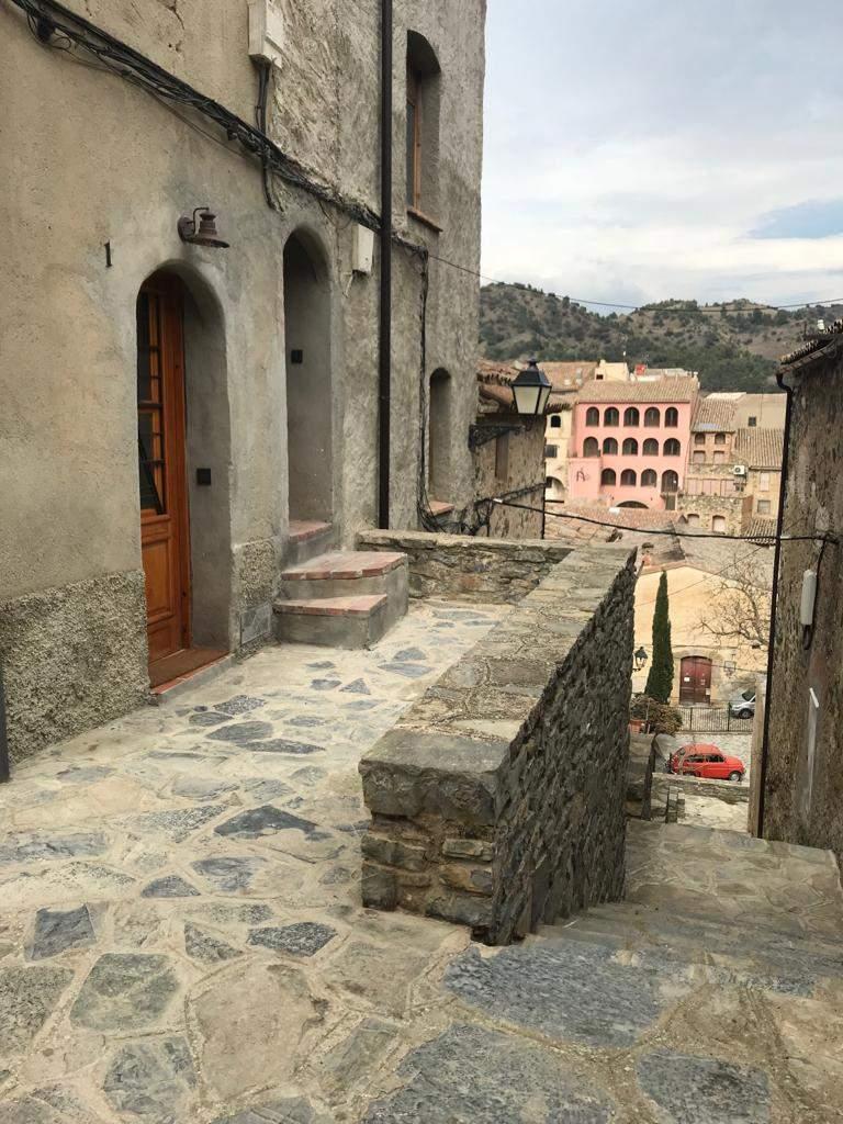 parroquia de sant miquel arcangel torroja del priorat