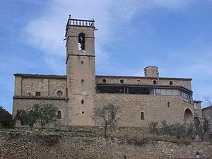 parroquia de sant miquel castellgali
