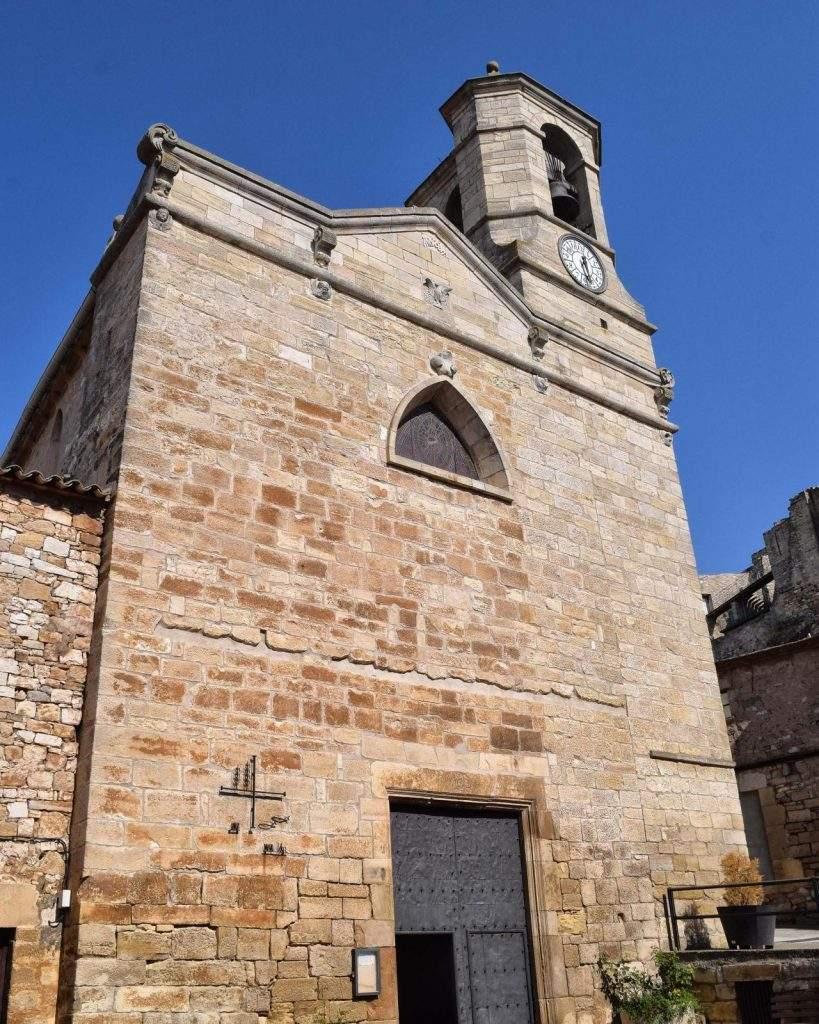parroquia de sant miquel ciutadilla