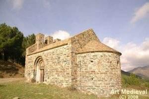 Parroquia de Sant Miquel de Colera (Colera)