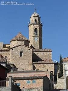 Parroquia de Sant Miquel (Os de Balaguer)