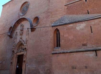 parroquia de sant miquel palma de mallorca