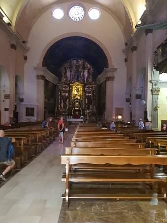 parroquia de sant miquel seana