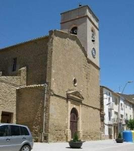 parroquia de sant miquel vallfogona de balaguer