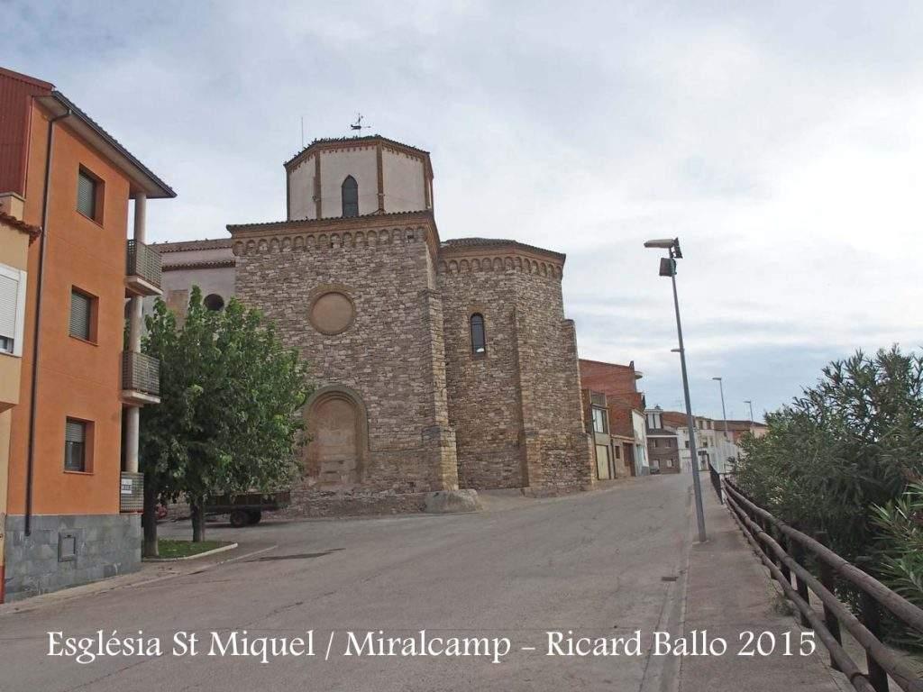 parroquia de sant miquel vallverd durgell