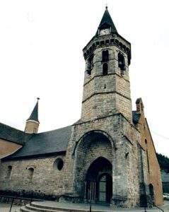parroquia de sant miqueu vielha