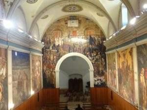parroquia de sant nicolau bellpuig