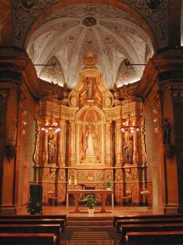parroquia de sant nicolau la riba