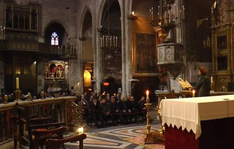 parroquia de sant pacia barcelona