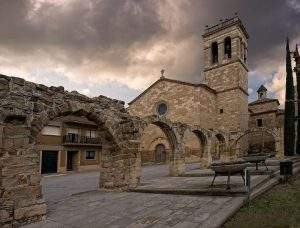 parroquia de sant pau de narbona anglesola