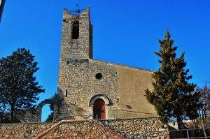 Parroquia de Sant Pau d'Ordal (Subirats)