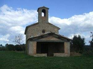 Parroquia de Sant Pau (Pinós) (Santa María de Merlès)