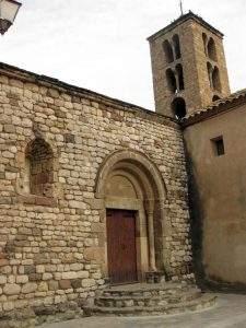 Parroquia de Sant Pere (Abrera)