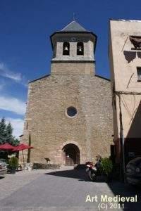 parroquia de sant pere alp