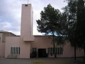 Parroquia de Sant Pere Apòstol (Ciutat Cooperativa) (Sant Boi de Llobregat)