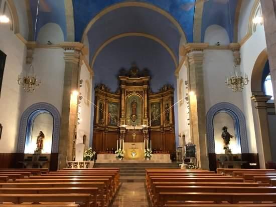 parroquia de sant pere apostol les cases dalcanar