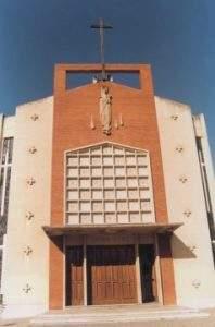 parroquia de sant pere apostol lhospitalet de linfant