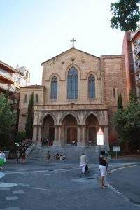 parroquia de sant pere apostol manresa