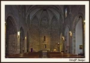parroquia de sant pere apostol monistrol de montserrat