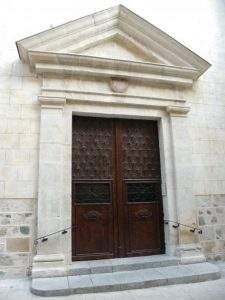 parroquia de sant pere apostol montbrio del camp
