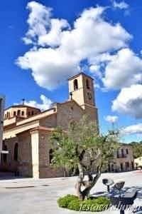 parroquia de sant pere apostol odena